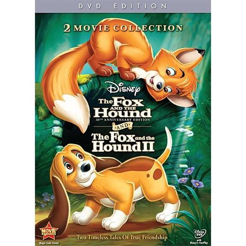The Fox And The Hound / The Fox And The Hound II (30th Anniversary Edition) (Widescreen, ANNIVERSARY) $9.96
