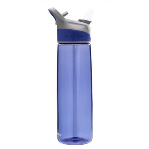 Contigo AUTOSPOUT Straw Addison Water Bottle, 24oz, Cobalt $8.66