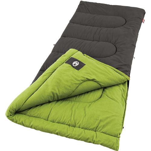 Coleman Duck Harbor Cool Weather Adult Sleeping Bag $30.61