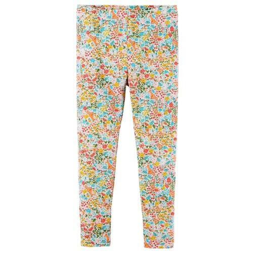 Girl Floral Leggings $2.99