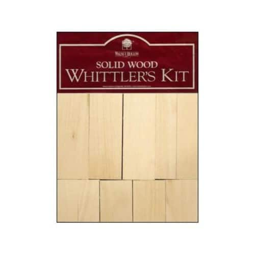 Walnut Hollow Basswood Whittlers Carving Blocks, 10 Piece $4.86