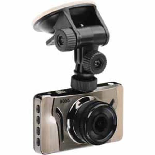 Boss Audio - BCAM50 Vehicle Dash DVR System - Champagne $44.99