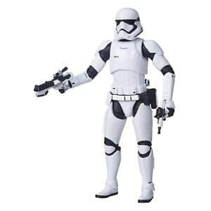 Star Wars The Black Series 6-Inch First Order Stormtrooper $8.99