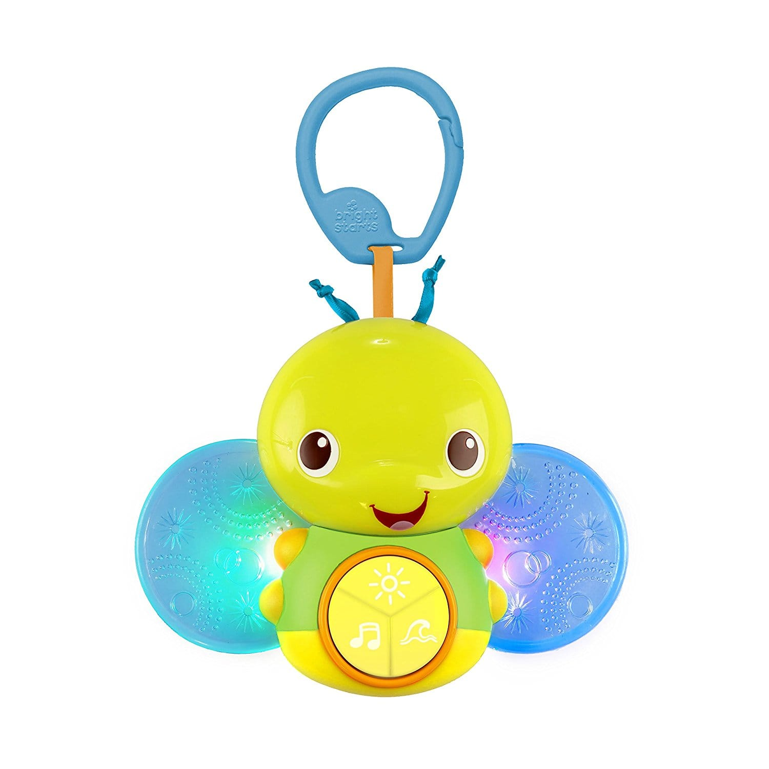 Add-on: Bright Starts Beaming Buggie Take-Along Toy $3.63