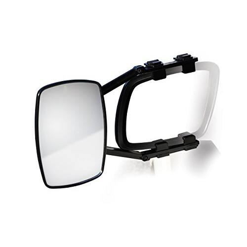 Camco 25650 Universal Clamp-On Towing Mirror: Automotive [Single View Mirror] $9.76