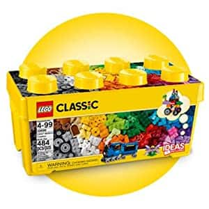 LEGO Classic Medium Creative Brick Box 10696 $22.79 AC @ Amazon