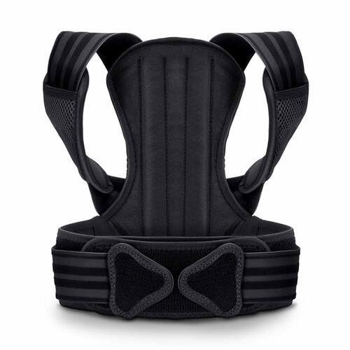 VOKKA Posture Corrector for Men and Women, Spine and Back Support $18.99