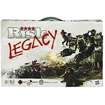 Risk Legacy Board Game  27.99 @ Amazon - free ship with prime