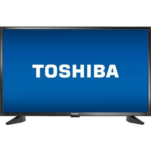 "Toshiba 32"" Class LED TV  $149.99@BestBuy"