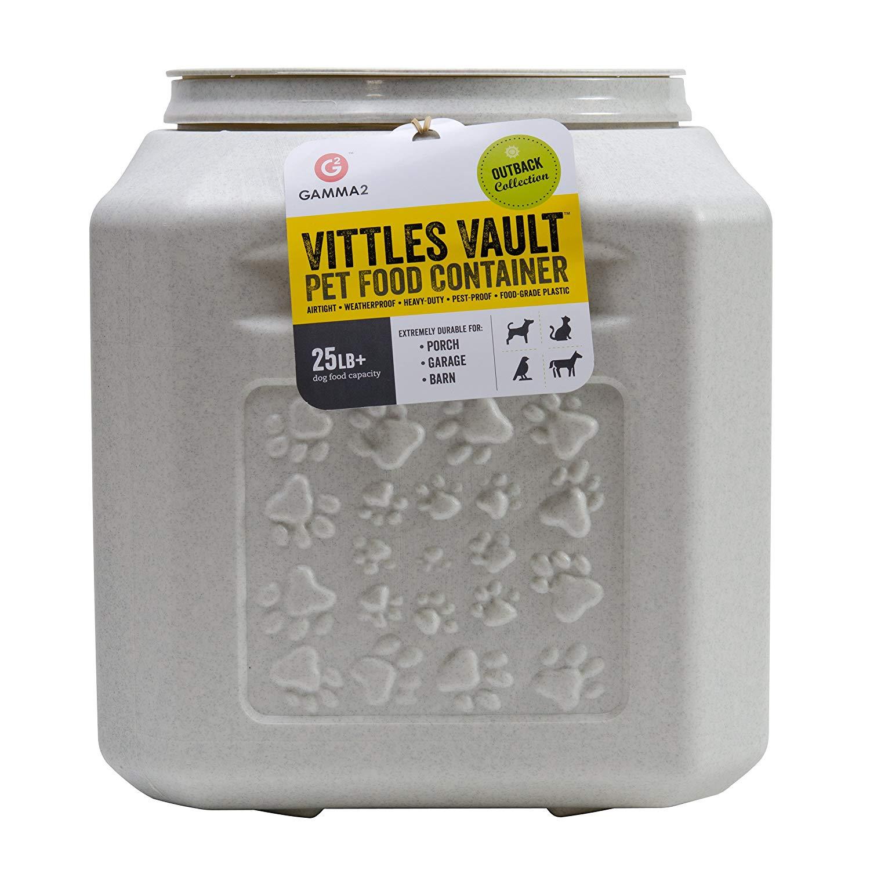 Gamma2 Vittles Vault Plus for Pet Food Storage $17.54 & Free Shipping.