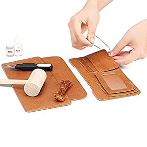 $14.71 Benuo DIY Genuine Leather Wallet-Free Shipping @Amazon