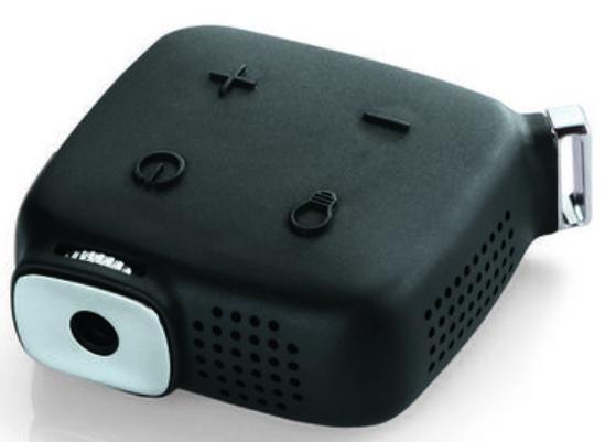 Brookstone Keychain Projector (Black)  $15 + Free S&H on $75+