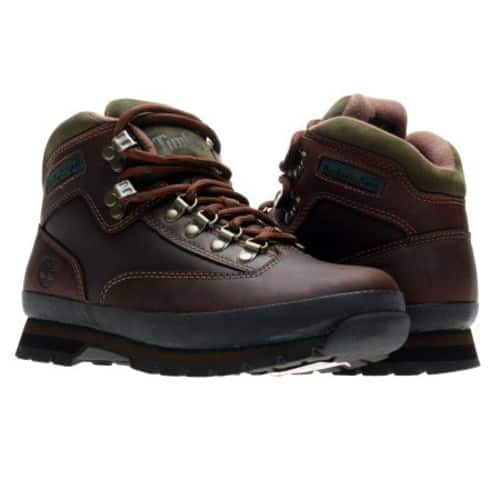 89805f320fd6 Amazon - Timberland Men s Euro Hiker Boot  71 - Slickdeals.net