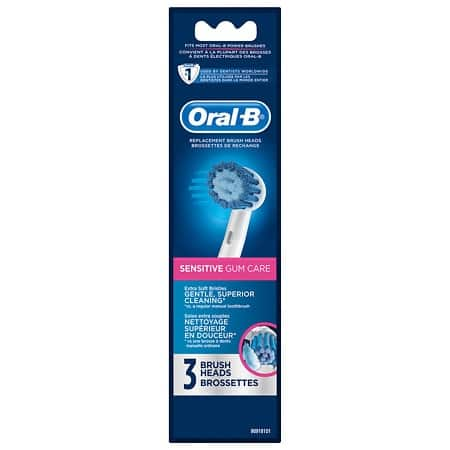 Walgreens - great deal on some oral-B brush heads - involves Walgreen points $10