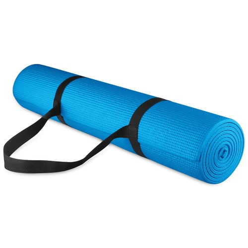 BalanceFrom 1/4-inch Thick All Purpose Yoga Mat $9.75 - Cheap and Great Quality!
