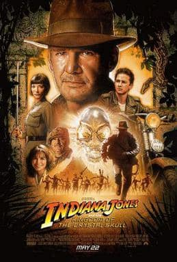 Indiana Jones UHD 4K, all 4 movies @ $9.99 each, streaming only at Amazon