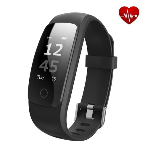 iksee Fitness Tracker, Heart Rate Monitor Activity Health Tracker Watch for iOS/Android Smartphone $34.66 @Amazon +FS