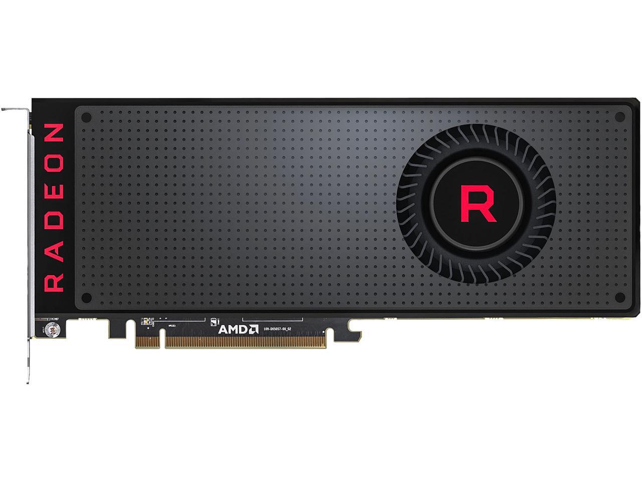 PowerColor Radeon RX VEGA 64 $539.99