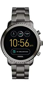 Fossil Gen 3 Q Explorist Stainless Steel Smart Watch $199 & Free Shipping & Free Returns
