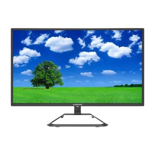 "SCEPTRE U275W-4000R 27"" 3840x2160 4K UHD IPS LED Widescreen LCD Monitor with speakers + free s/h $219.99"