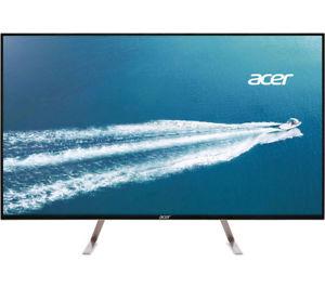 "refurb: Acer 43"" ET430K Widescreen LCD Monitor 4K UHD 16:9 5ms 60hz IPS 3840 x 2160 $364.6"