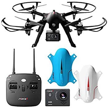 F100 Ghost Drone with Camera ($107, usually $180) $106.92