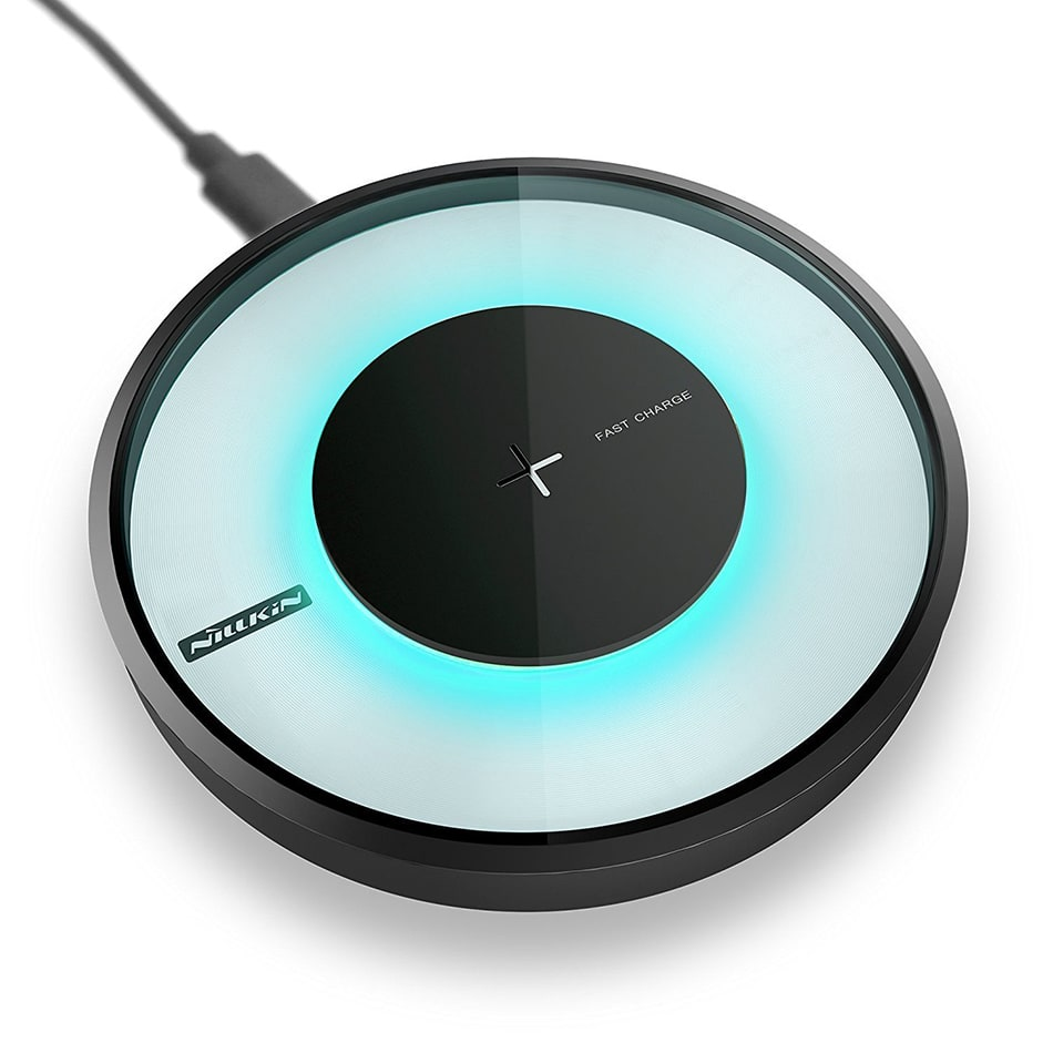 Wireless Qi phone charger Nillkin Magic disk 4 $16.76