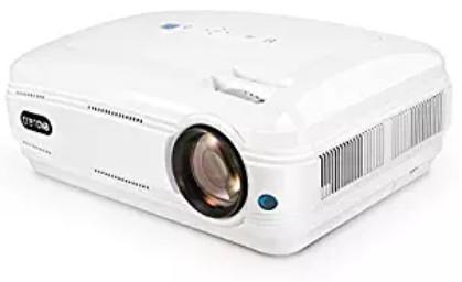 Lightning Deal: Video Projector, Crenova XPE680 720P HD Projector $79.00