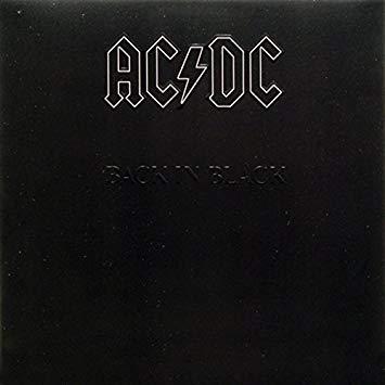 AC/DC - Back In Black (vinyl) $14.71 at Amazon