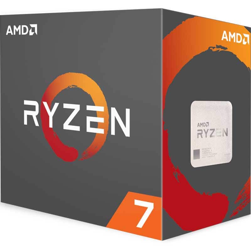 AMD Ryzen 7 1800X 8-Core 3.6GHz Desktop Processor $349.99 (No tax with email promo code) + Free Shipping