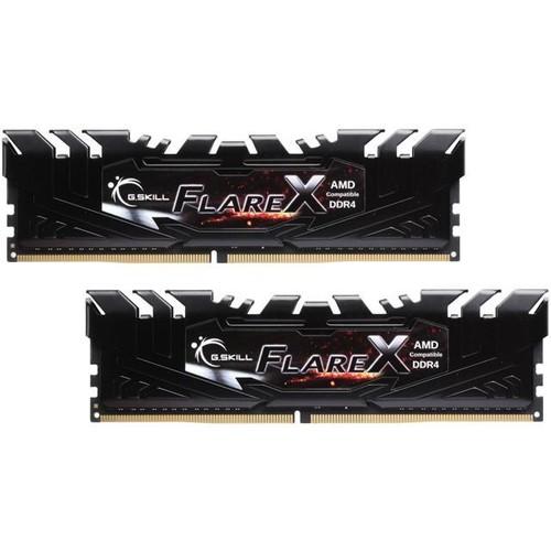 G.SKILL Flare X Series 16GB (2 x 8GB) 288-Pin DDR4 SDRAM DDR4 3200 (PC4 25600) AMD X370 / B350 Memory (Desktop Memory) Model F4-3200C14D-16GFX $119.99