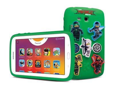 "Galaxy Kids Tablet 7.0"" THE LEGO® NINJAGO® MOVIE Edition $59.99"