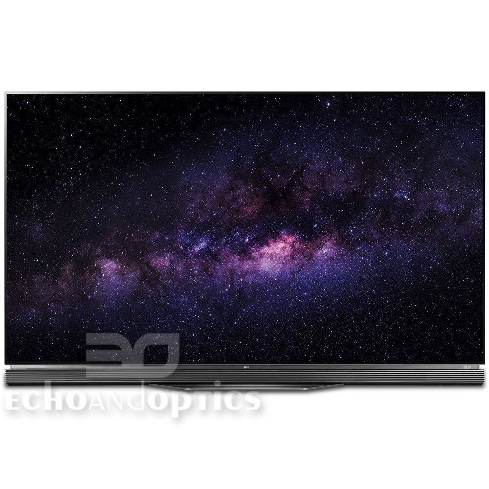 55 lg oled 55e6p from echo and optics via ebay free shipping lg oled55e6p. Black Bedroom Furniture Sets. Home Design Ideas