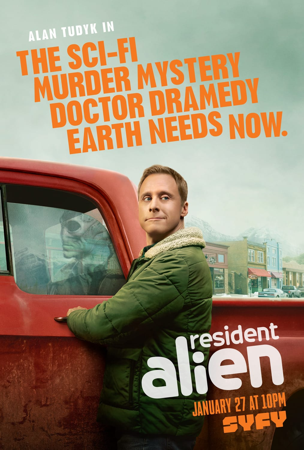 Resident Alien, Season 1 $8.99 Prime Video $8.99
