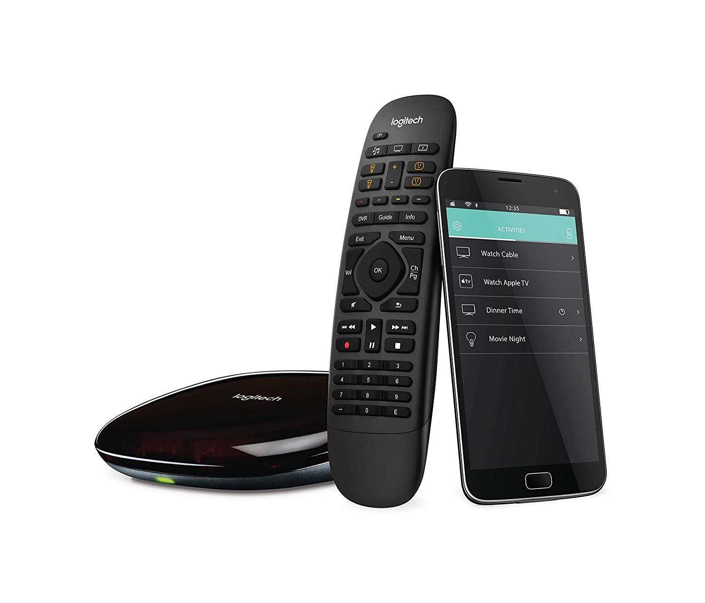 2a7d6448eef Prime Members: Logitech Harmony Hub Smart Control w/App & Remote ...