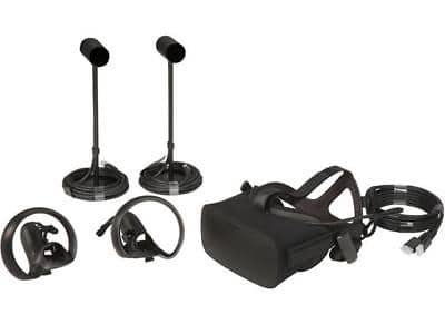 eBay Newegg/Best Buy: Oculus Rift + Touch for $339 after PMAY4TH Coupon