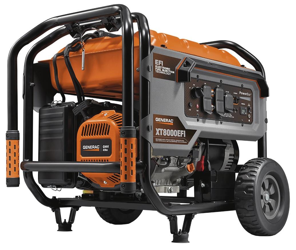 Costco: Generac XT8000EFI 10k/8k Portable Generator (Normally $1k) w/ FS $799.99