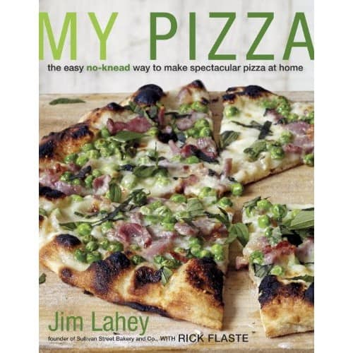Kindle Book: My Pizza: The Easy No-Knead Way to Make Spectacular Pizza at Home $4.99