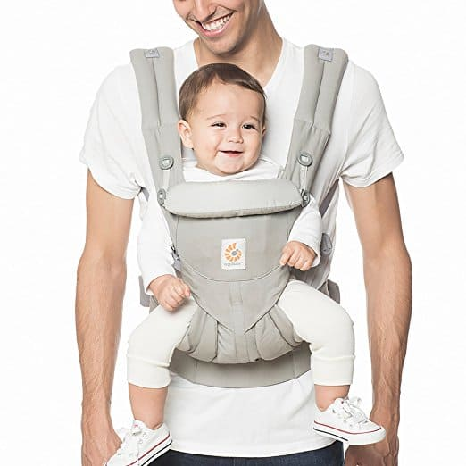 755e88ddc52 Ergobaby Omni 360 Ergonomic Baby Carrier in Pearl Grey (Newborn to Toddler)   107.99. Deal Image  Deal Image. Deal Image