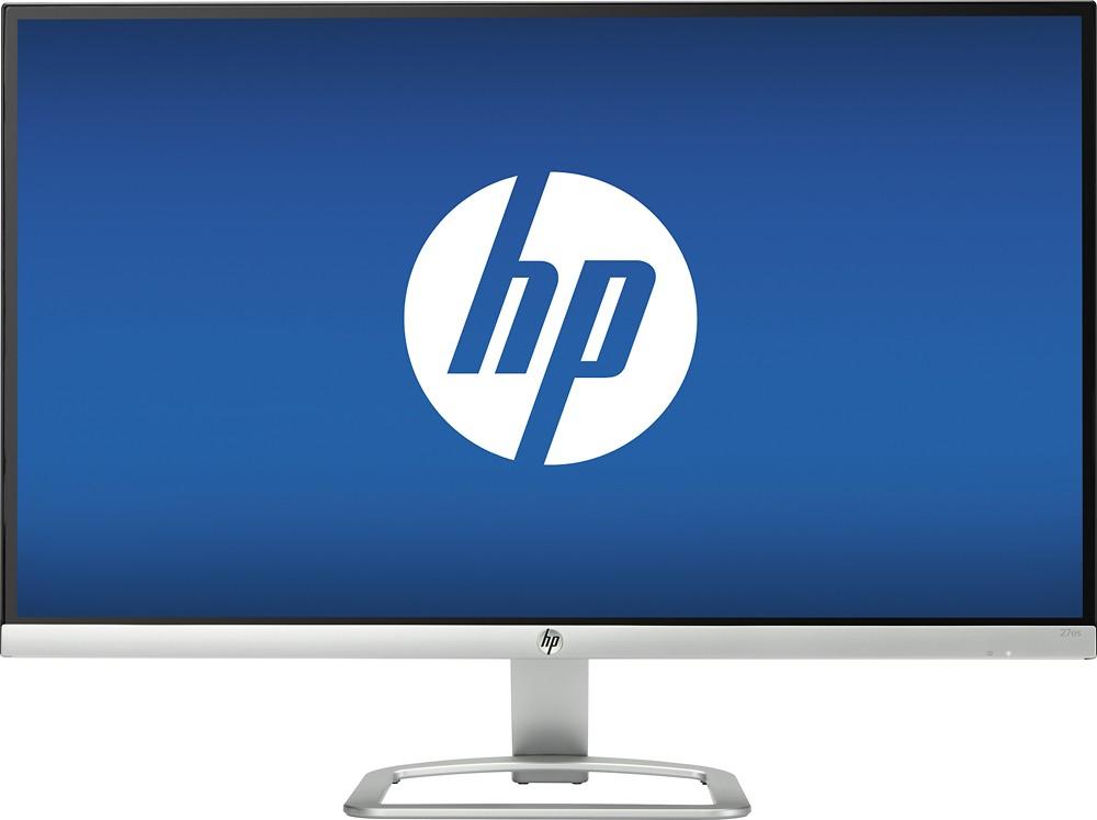 "Save $100 - HP - 27es 27"" IPS LED FHD Monitor - Natural Silver $149.99"