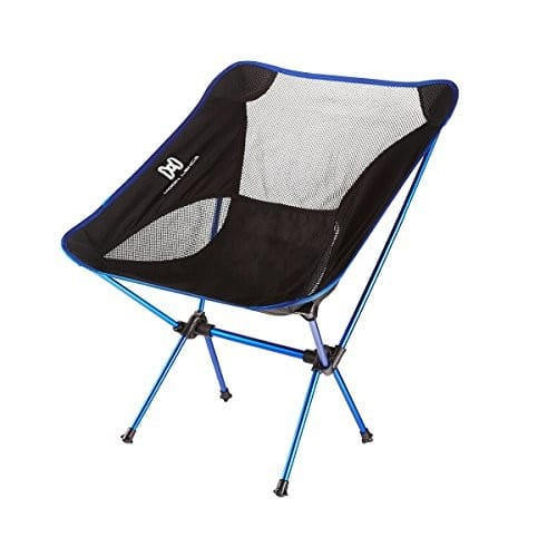Compact Ultralight Portable Folding Camping Backpacking Chairs with Carry Bag $23.09
