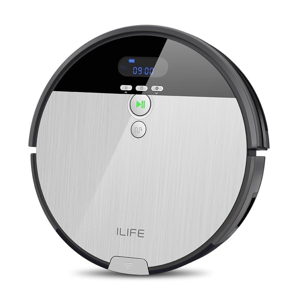 $30 + Extra 13% OFF on ILIFE V8s Robot Vacuum Cleaner  $192.26 @Amazon +FS