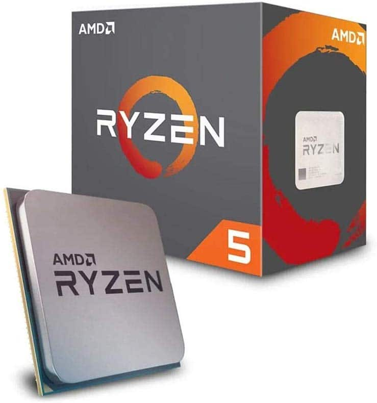AMD Ryzen 5 2600 3.4GHz 6-Core Desktop Processor w/ Wraith Stealth Cooler $119 + Free Shipping