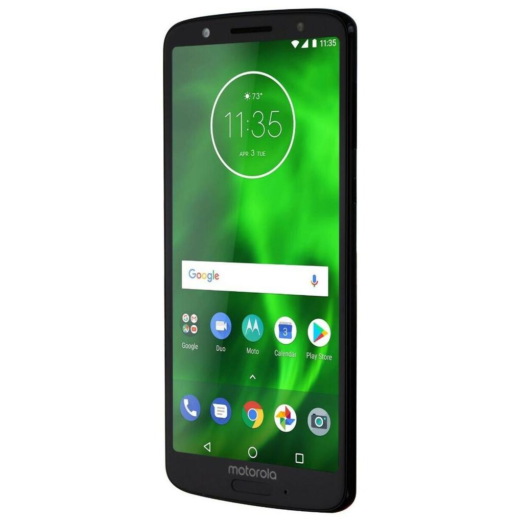 Motorola XT1925-6 Moto G6 32GB Unlocked Smartphone (Grade A Like New) $69