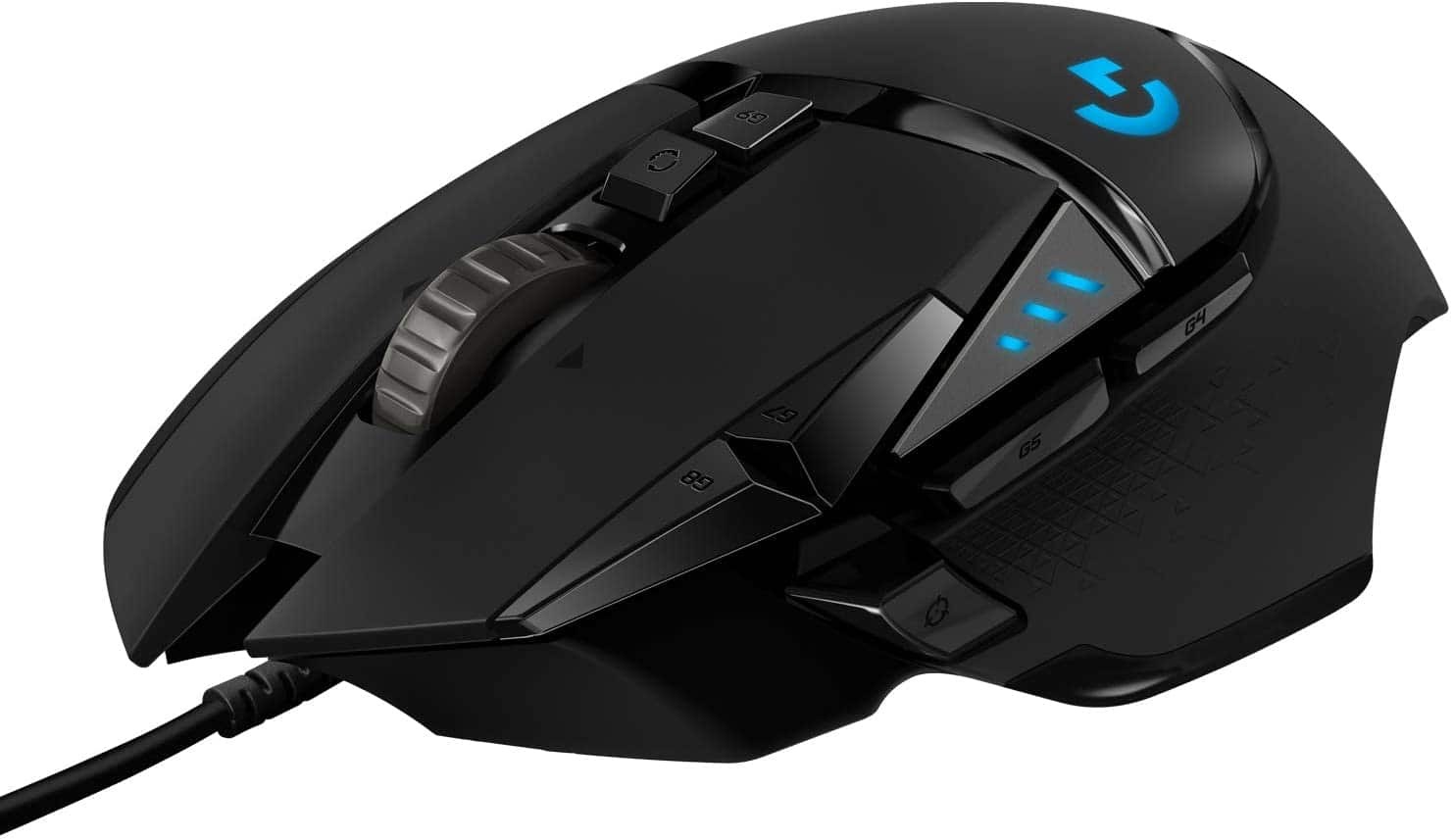Logitech G502 Hero Wired Gaming Mouse $39.99