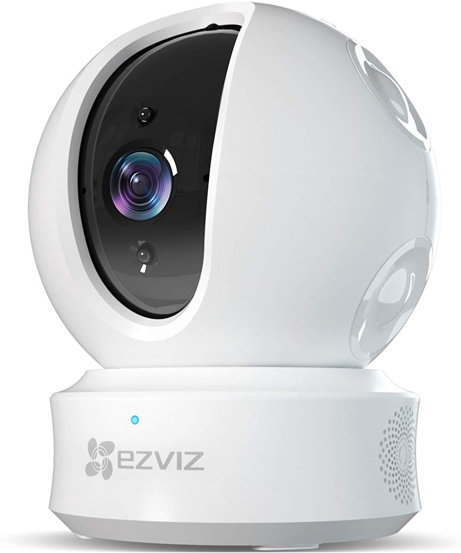 EZVIZ Pan/Tilt/Zoom Camera 1080p IP Dome Security Surveillance System $29.49 AC