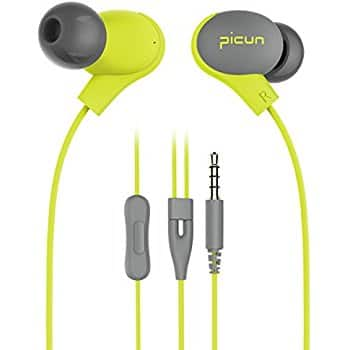 Picun S2 In-ear Earbud Headphones with Hifi $4.7 @Amazon