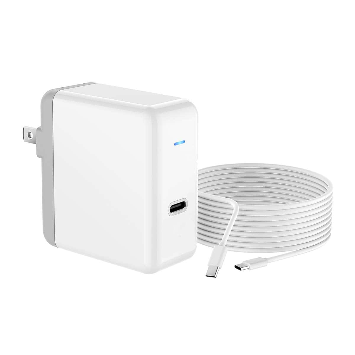Onforu 61W USB C Power Adapter, Power Delivery Fast Wall Charger $14.99