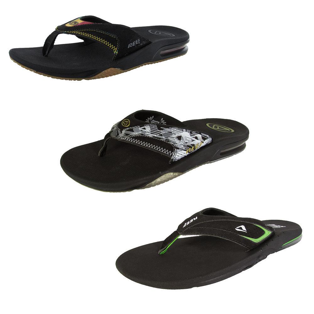 $55 Retail Reef Men's Thong Flip Flop Sandals - $19.99 Shipped.