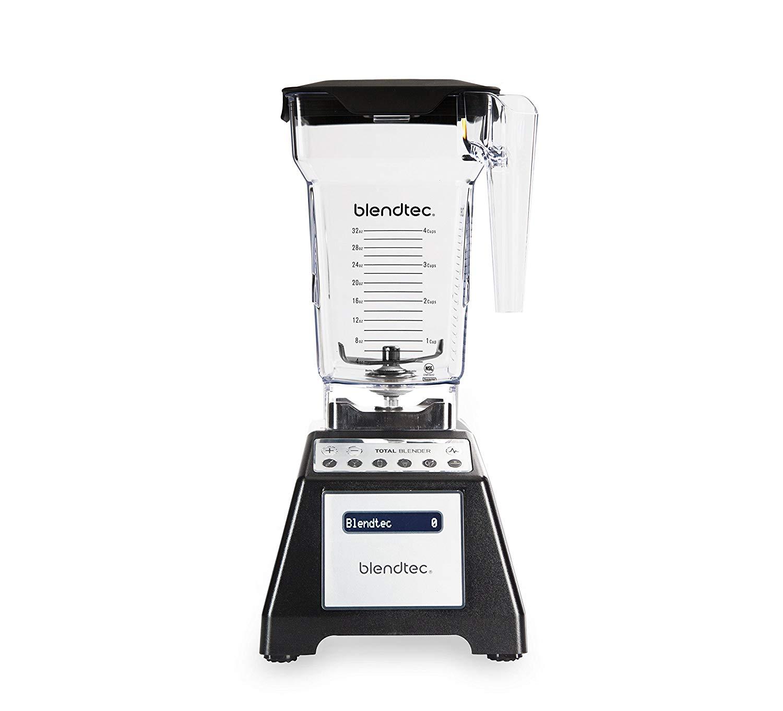 Blendtec TB-621-20 Total Blender Classic, with FourSide Jar, Black - Amazon Prime Day Deal $199.99